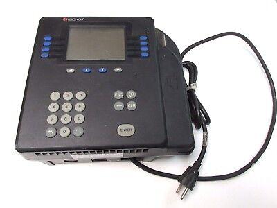 Kronos Digital Time Clock System 4500 Pn 8602004-003 .. I-601