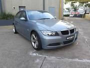 "2005 BMW 320i Sedan - Automatic, 18"" wheels, reverse sensors! Rosebery Inner Sydney Preview"