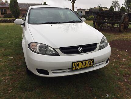 Holden hatchback