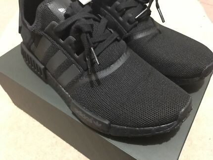 Adidas NMD Triple Black OG Reflective US 10.5