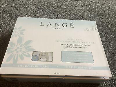Lange Home & Spa Microdermabrasion System