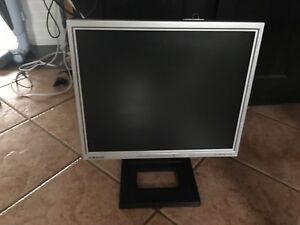 Écran d'ordinateur moniteur, computer screen