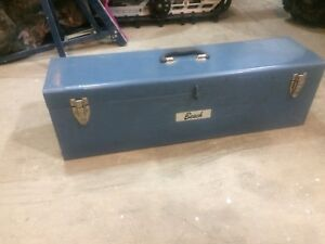 Beach Carpenters Tool Box