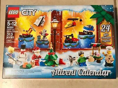 LEGO® City: Advent Calendar Building Play Set 60201 Brand NEW NIB