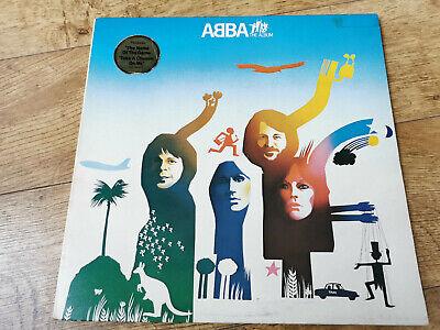 ABBA – The Album  LP Record