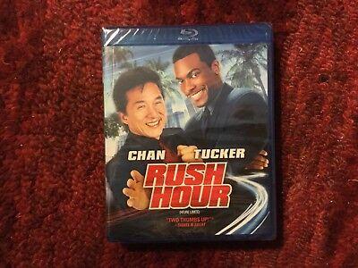Rush Hour With Jackie Chan   Chris Tucker   New Blu Ray