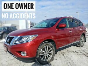 2016 Nissan Pathfinder SL Leather Heated Seats FREE Delivery
