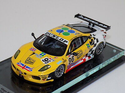 1/43 AB Models BBR Ferrari F430 Virgo Motorsport #96 2007 LeMans GP008