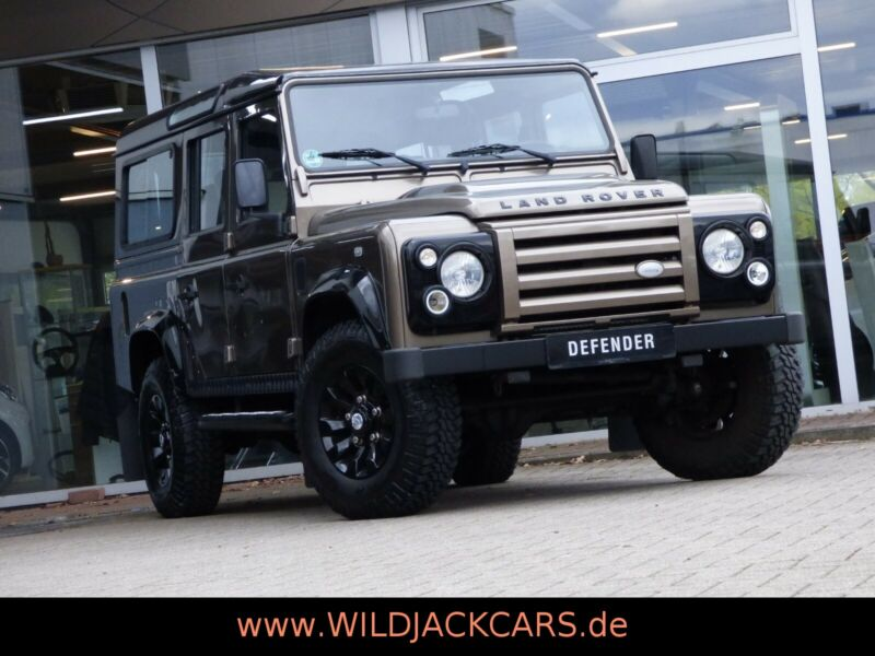 Land Rover Defender 110 Td4  ROUGH* LIMITED EDITION*