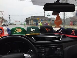 Vintage snap back hats