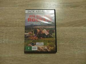 Jack Absolom's Red Dirt and Rockets - Region 4 DVD Ringwood Maroondah Area Preview