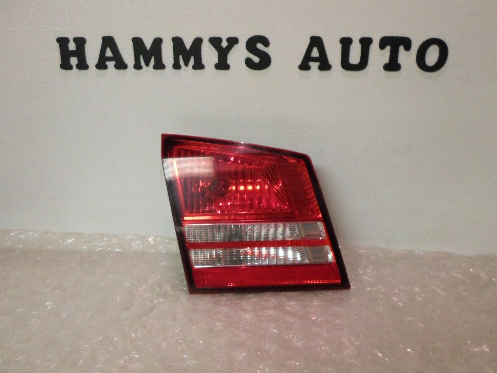 used dodge journey lh lid mounted tail light