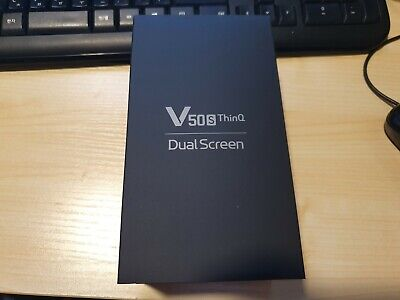 brand new V50S LM-V510N latest mobile phone from LG with Dual Screen
