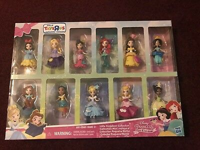 Disney Princess Little Kingdom Collection 11 Dolls Toys R Us