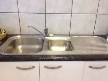 Kitchen sink and mixer tap Mooloolaba Maroochydore Area Preview
