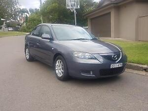 Mazda 3 11 month rego Denistone East Ryde Area Preview