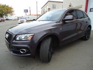 2011 Audi Q5 Premium Plus Tech Package, Nav, Backup Camera, Hea
