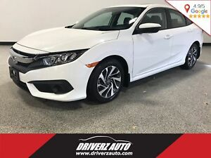 2016 Honda Civic EX CLEAN CARPROOF, REMOTE START, SAFETY FEAT...