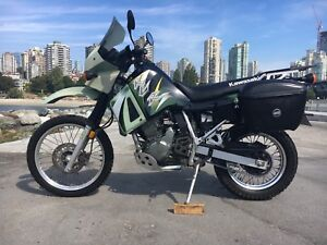2003 KLR650 lots of upgrades, well maintained