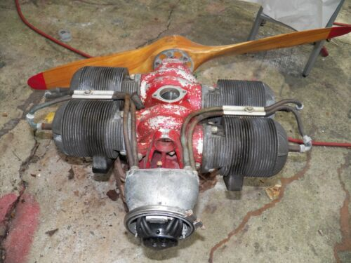 McCulloch Aviation Military Aircraft Engine Model 4318A