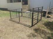 stock cage for 8x5 trailer Strathalbyn Alexandrina Area Preview