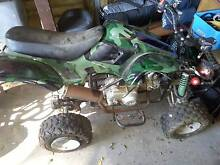 TWO QUAD BIKES!!! CHEAP!! Belrose Warringah Area Preview