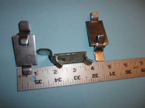 Shelf Clips for metal Shelving - Lot Of 24