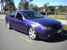FALCON XR6 TURBO IN VERY ORIGINAL UNMODERFIRED CONDITION REGO RWC Bethania Logan Area Preview