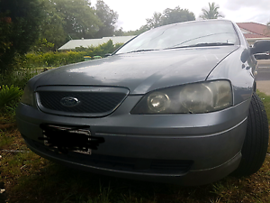 2002 BA XT Ford Falcon Goodna Ipswich City Preview