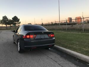 2008 Acura TSX *Navigation and 6speed*