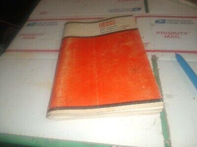1150 Case Crawler Operators Manual 9-1733 Highlift Dozer