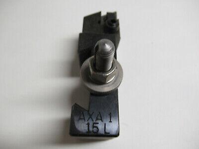 Aloris Axa-115l Threading Grooving Tool Holder