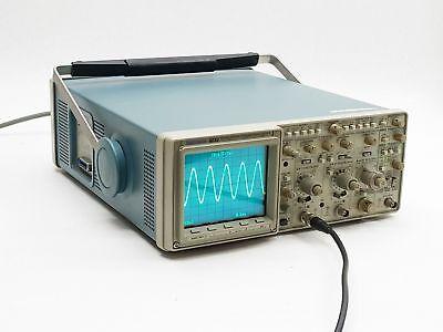 Tektronix 2232 Portable 100mhz Digital Storage Analog 2-channel Oscilloscope
