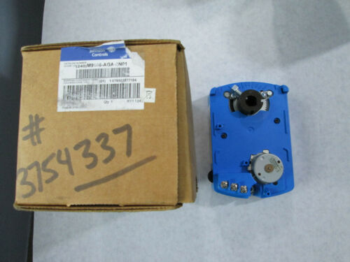 New Johnson Controls M9106-AGA-2N01 Rotary Actuator