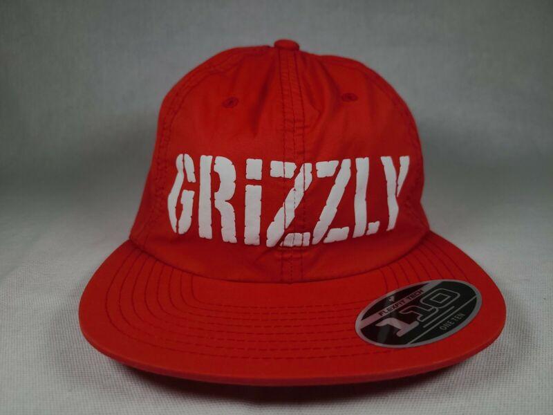 Grizzly Grip Tape Starter Snap Back (Flexfit Tech) Hat
