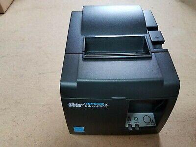 Star Tsp100iii Tsp143iii Lan Thermal Receipt Printer Ethernet Square Refurbished