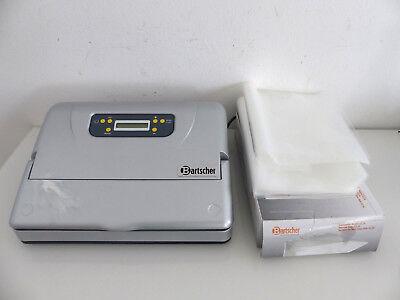 Bartscher MSD300P235 Vakuumierer Vakuum Verpackungsgerät