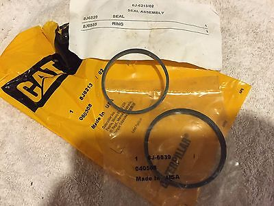 8j-6213 Cat Seal Assembly Caterpillar 8j6213 Contains 8j6839 Seal 8j6838 Ring
