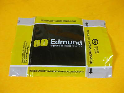Edmund Optics Double Convex Lens 3mm Dia X 3mm Fl -- 49451 -- New