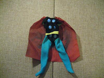 Thor Original Costume (Vintage Mego Thor 1975 WGSH Original Suit Outfit)