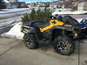 2015 Can Am Outlander XMR 650