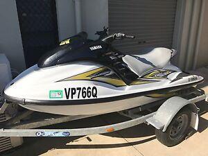 2007 Yamaha GP1300R Waverunner Jet Ski 170 hp Excel Con + Trailer Cleveland Redland Area Preview