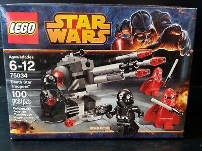 LEGO Star Wars Death Star Troopers set 75034