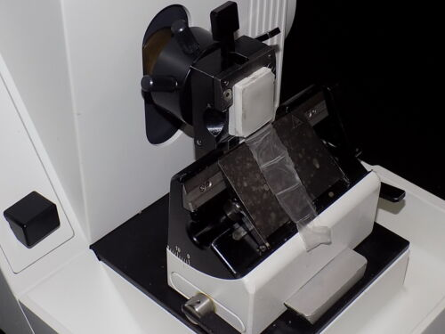 MICROM MODEL HM 315 MICROTOME  - FULLY RECONDITIONED