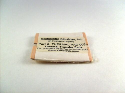 Continental THERMAL-PAD-005 Thermal Transfer Pads