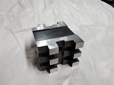 Starrett No. 568 Machinist Set Up V-block 38-16 Nc - No Clamp