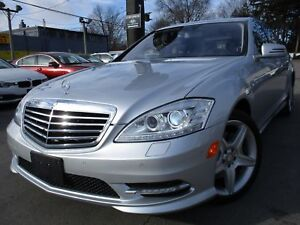 2011 Mercedes-Benz S-Class S450 4MATIC ~ LOW KMS ~ 58KMS ONLY LI