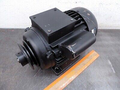 Delta Electric Motor Ac Single Phase 1ph 1 Hp 115230v 3450 Rpm 912061