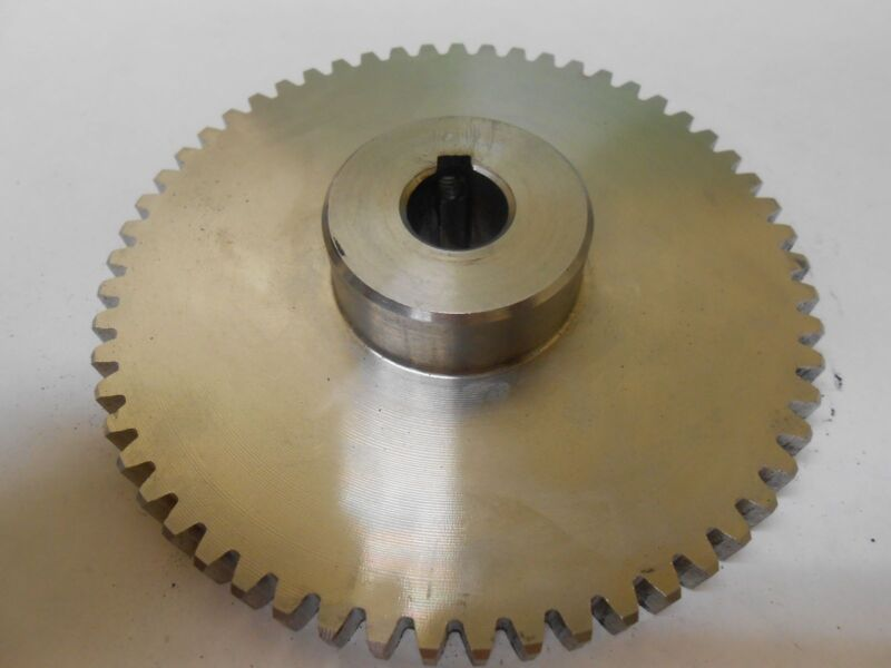 SPUR GEAR WITH KEY WAY