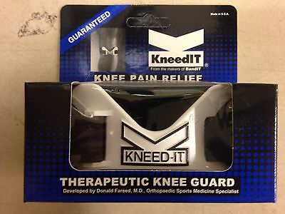 Kneedit  Kneed It Knee Brace Therapeutic Knee Guard Pain Relief Joint Brace Band